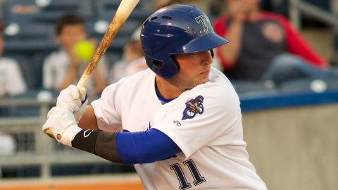 Kyle Parker is hitting .278 with six homers in 28 Double-A games.