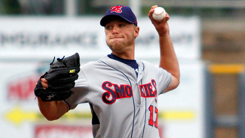 Eric Jokisch snapped Jacksonville's 11-game winning streak with a nine-inning no-hitter.