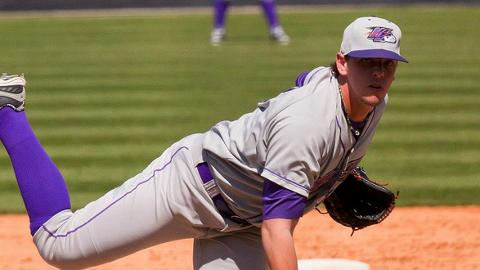 Christopher Beck has won four straight starts for Winston-Salem.