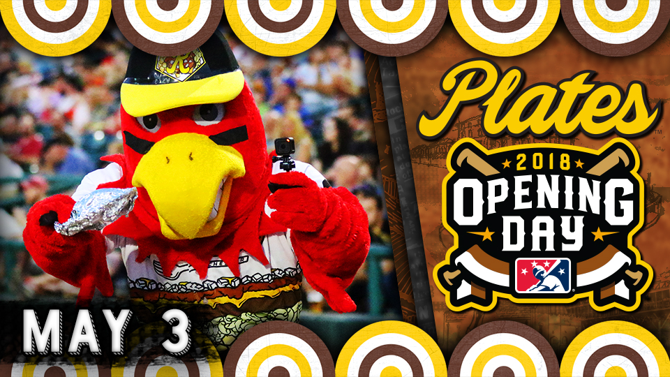 Plates Opening Day Is Thursday May 3 Rochester Red Wings News