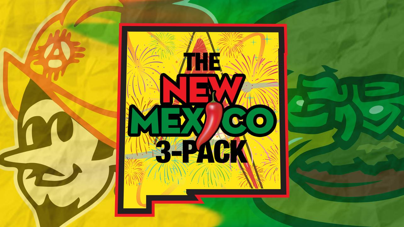 The New Mexico 3-Pack