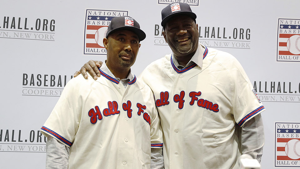 Baines, Smith voted into Baseball Hall of Fame