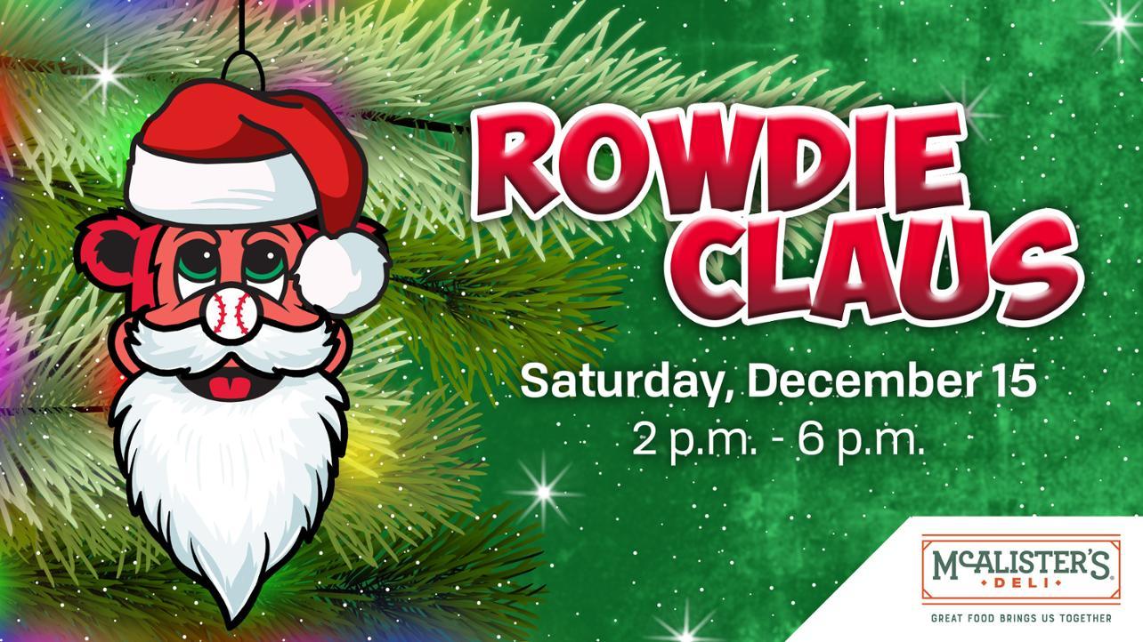 Rowdie Claus 2018