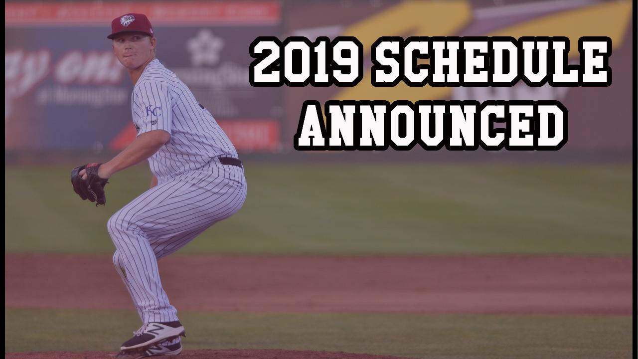 photograph relating to Kc Royals Printable Schedule called Chukars Baseball Announces 2019 Match Plan Idaho Falls