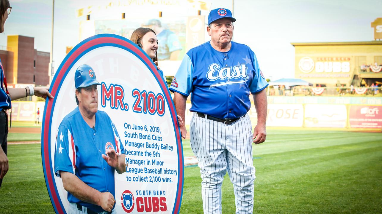 Chicago Cubs announce 2020 South Bend Cubs Coaching Staff