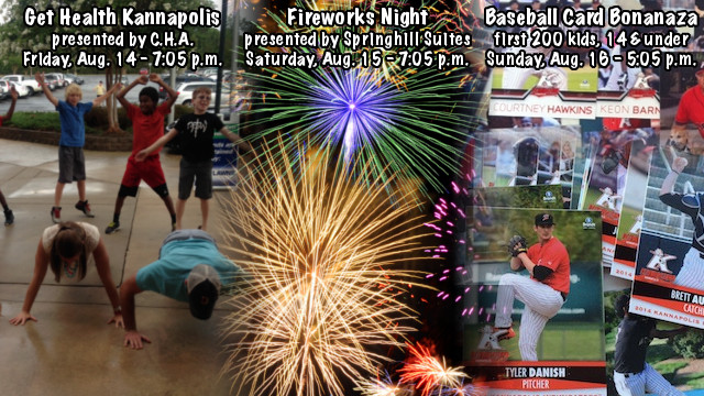 Fireworks Baseball Card Bonanza More Kannapolis Intimidators News