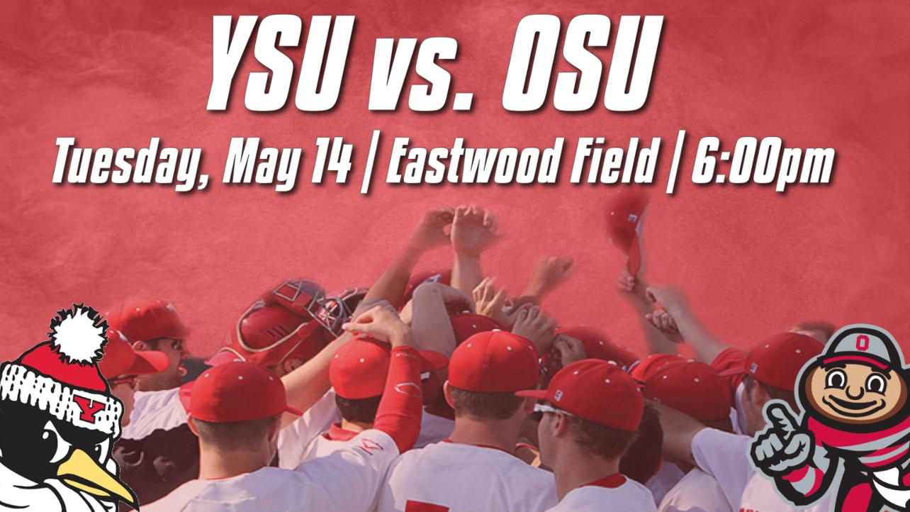 Youngstown State University Baseball hosts The Ohio State University