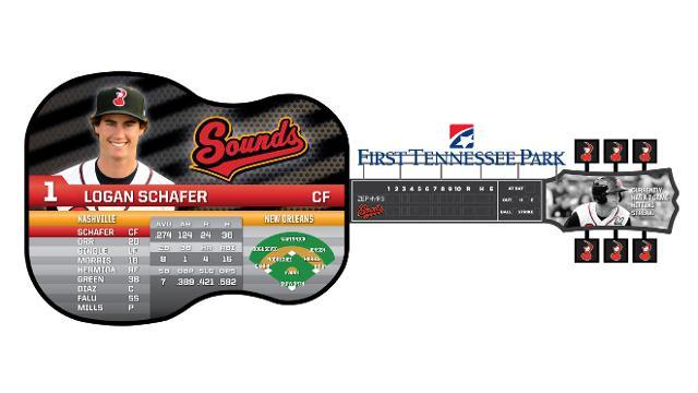 Guitar Scoreboard Rendering