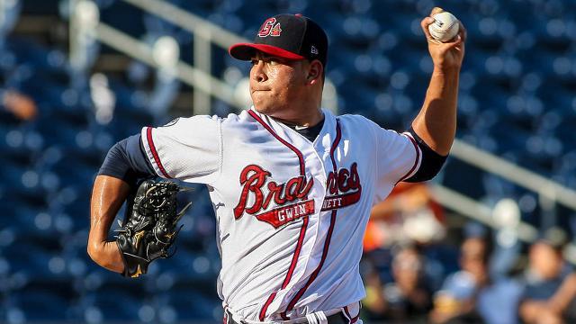 Manny Banuelos Stats, Highlights, Bio | Scranton/Wilkes-Barre ...