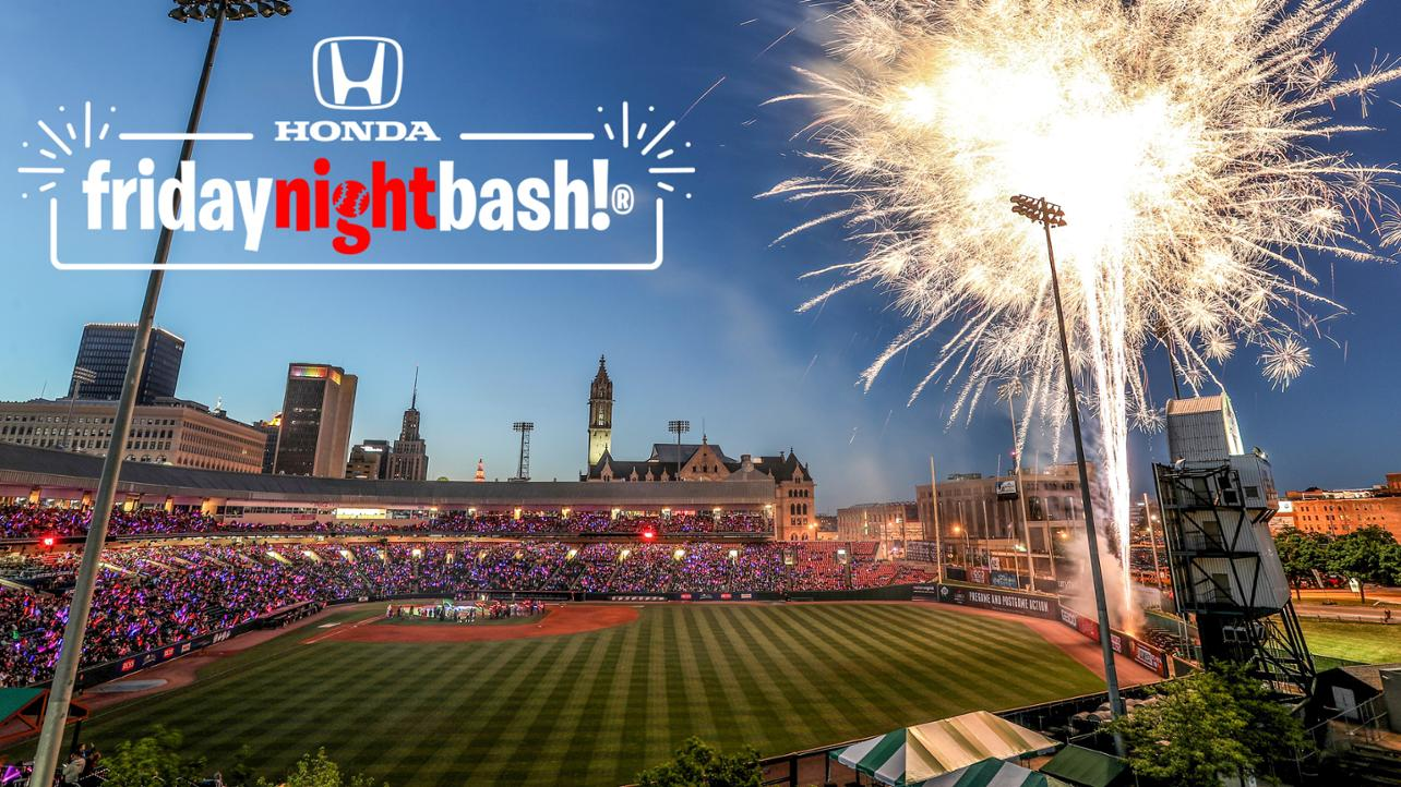 TONIGHT: The Final Honda fridaynightbash! of the Season! (7p)