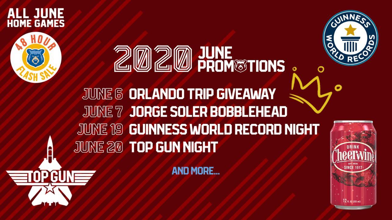 June 2020 Promo Media Wall