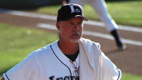 Charley Taylor served as the Lexington Legends pitching coach for eight seasons.