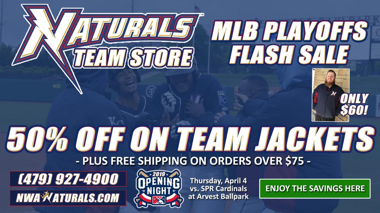 World Series Team Jacket Sale - 2018