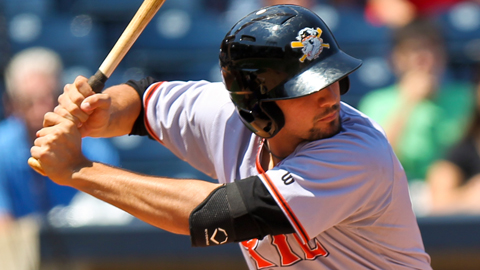 Nick Castellanos has a .742 OPS in 21 games for Toledo this year.