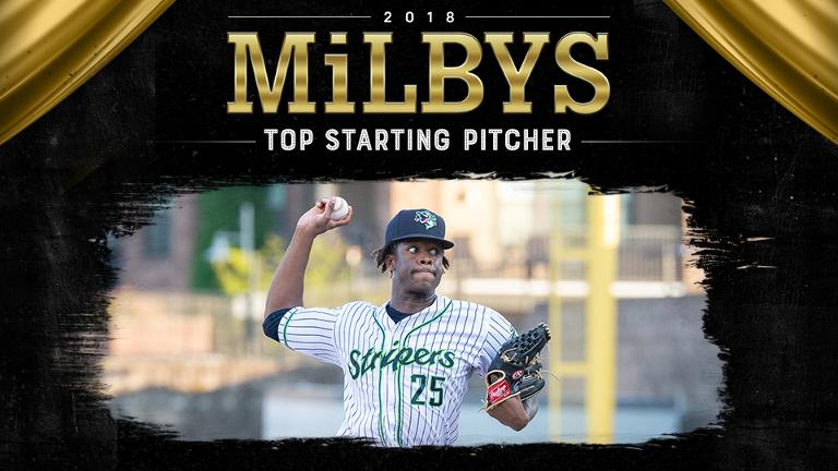 Vote Stripers for the 2018 MiLBYs!