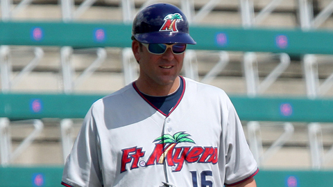 Doug Mientkiewicz guided Fort Myers to a first-half division title.