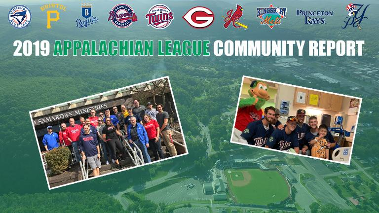 Appalachian League releases 2019 community report