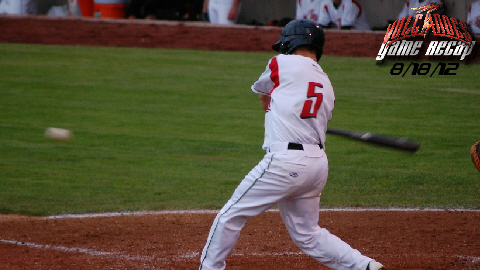 Ryan Jones led the Volcanoes offensively with two hits.