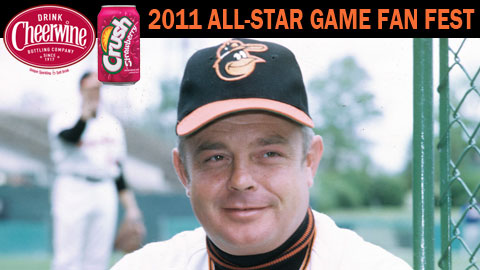 Don't miss Earl Wearver at the All-Star Game Fan Fest on June 21, 2011.