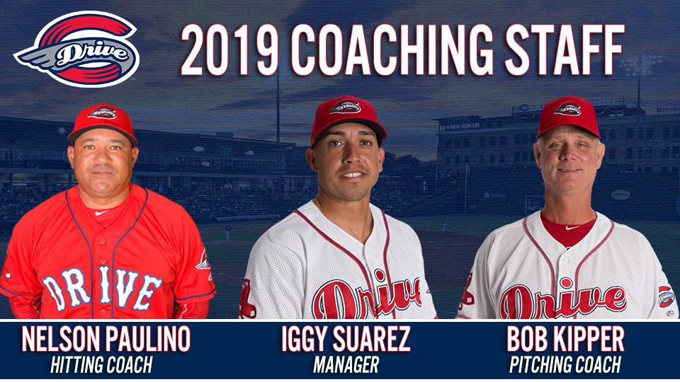 2019 Coaching Staff