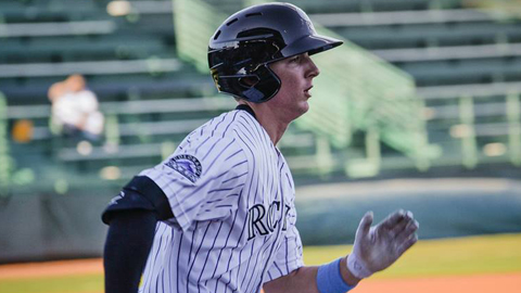 Ryan McMahon hit .347 in July for Rookie-level Grand Junction.