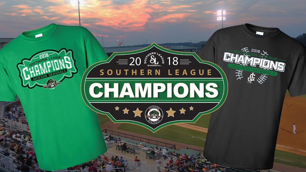 Championship gear on sale!