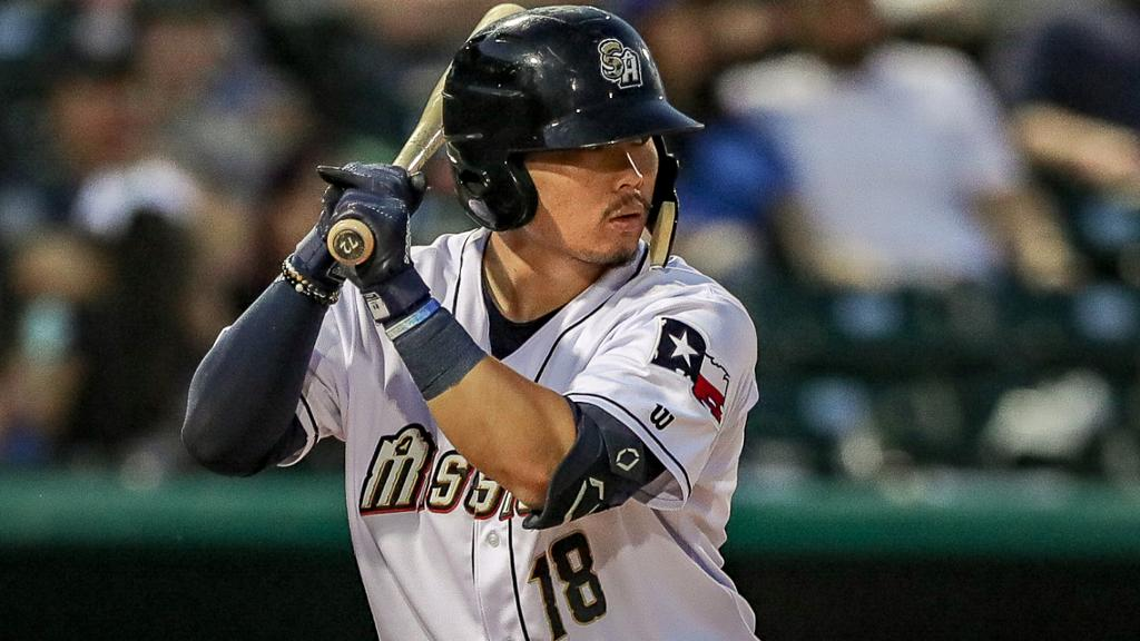 Hiura excelling for Missions in early Triple-A stint