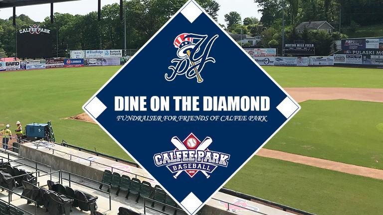 Pulaski Yankees to hold Dine on the Diamond benefit dinner July 9