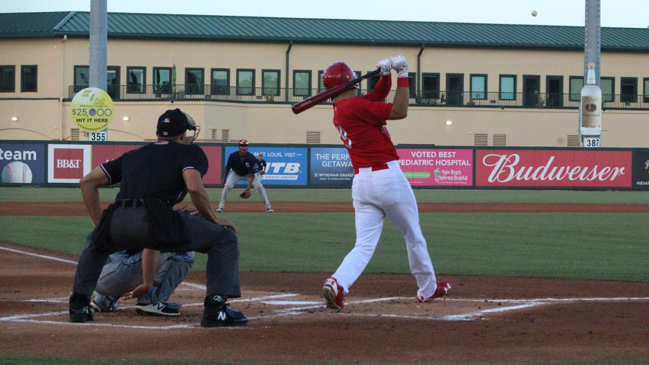 Four 2018 Palm Beach Cardinals receive non-roster invites to Spring Training