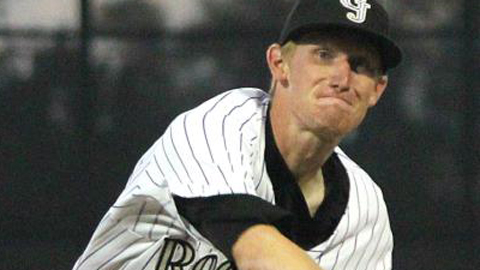 Eddie Butler went 7-1 with a 2.13 ERA last year for Rookie-level Grand Junction.