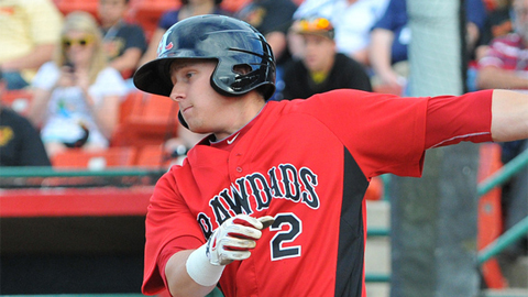 Ryan Rua has hit four homers in his past six games.