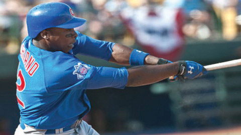 Alfonso Soriano led the Cubs in home runs (32) & RBI (108) in 2012!