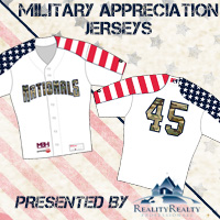 Military Appreciation Jerseys