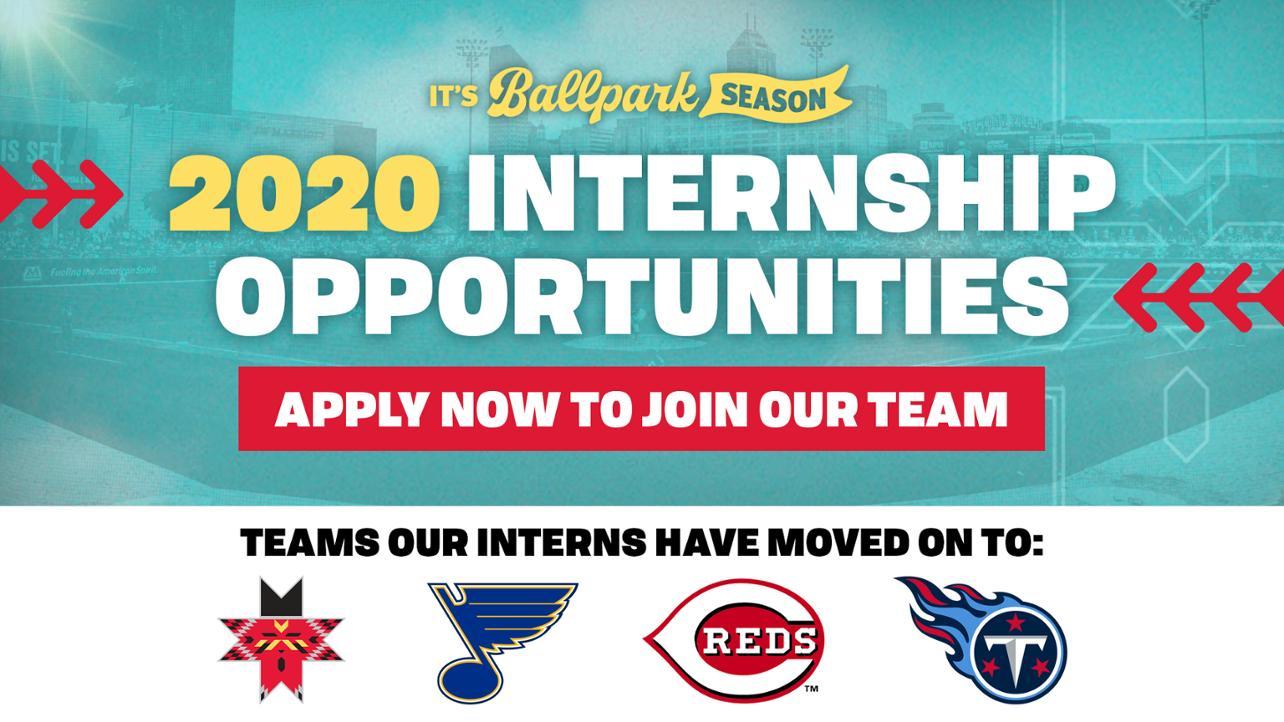 2020 Internships