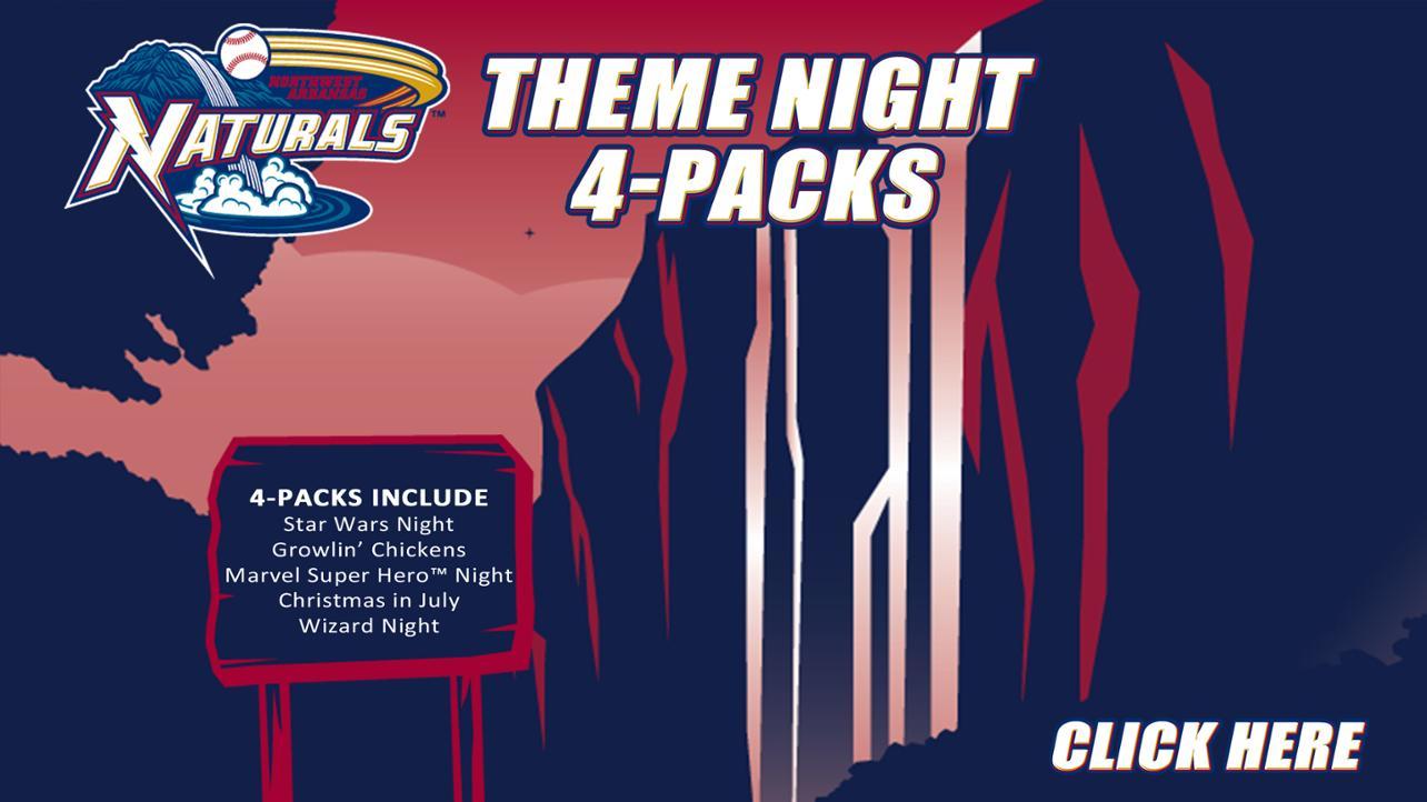 Theme Night 4 Packs MW