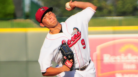 Miguel Sulbaran is 4-0 with a 0.68 ERA in seven games since June 2.