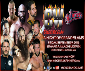 Chaotic Wrestling - September 9