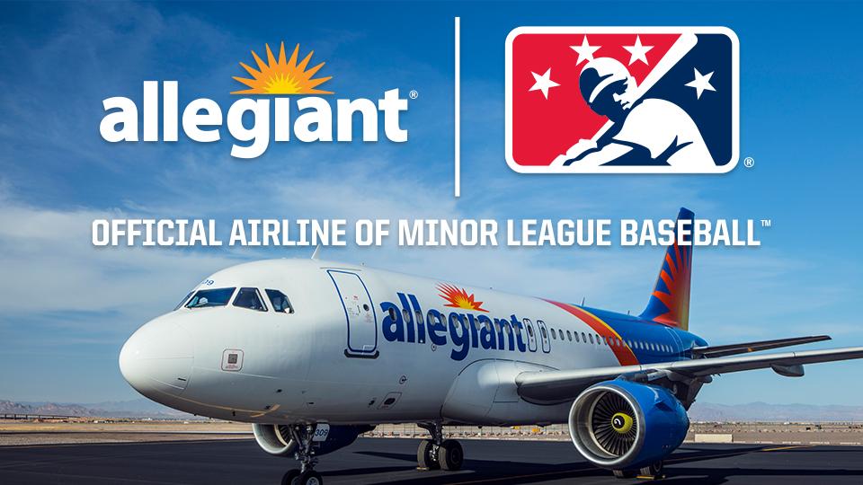 Allegiant Minor League Baseball Announce Multiyear