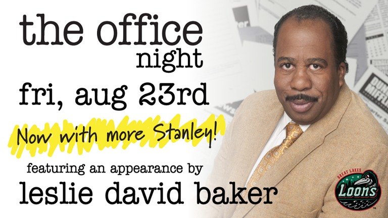 The Office Night - Stanley