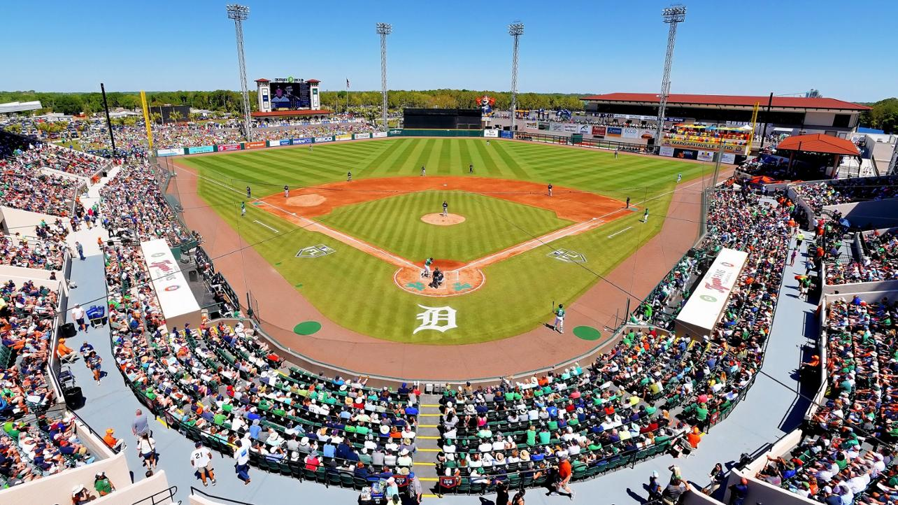 Single Game Tickets for Spring Training Go On Sale Jan 12 at 10 AM