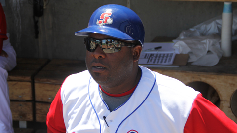 Manager Webster Garrison enters his third season for the Ports