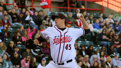 Chris Gloor was once again masterful on Sunday in Erie