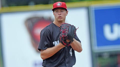 Stephen Gonsalves went 8-3 with a 2.68 ERA at Double-A this year, striking out 96 and walking 23 in 87 1/3 innings.