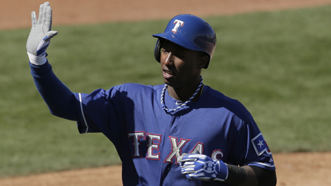 Jurickson Profar has hit .326 in his last 21 games for Triple-A Round Rock.