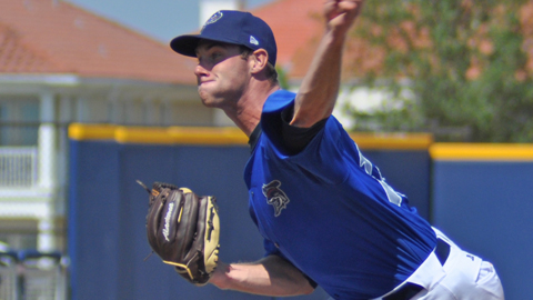 Tony Cingrani earned Southern League Pitcher of the Week honors on July 2.