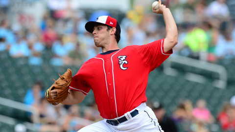 Sean Nolin is 6-2 in 12 Double-A starts this season.