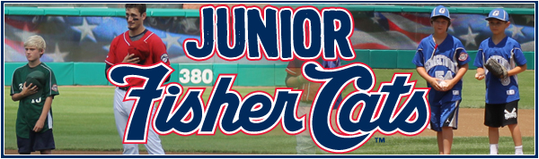 Jr. Fisher Cats!