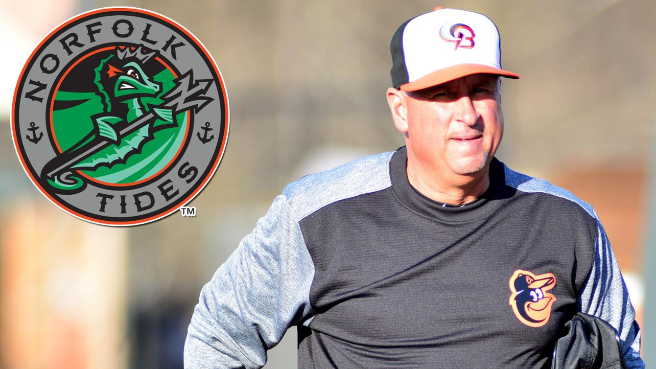 Tides Announce 2019 Coaching Staff
