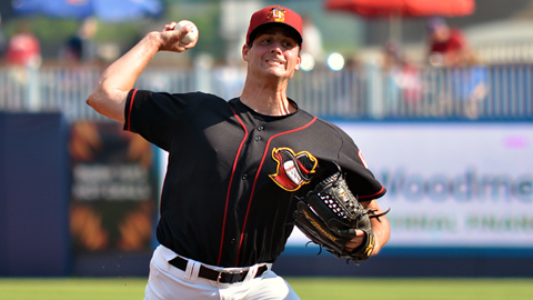 Mark Appel has a 2.55 ERA in seven starts across two levels.