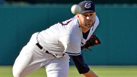 Lucas Giolito went 6-5 with a 2.97 ERA over 115 1/3 innings in the Minor Leagues last season.